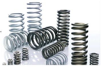 Assortment of Different Compression Springs