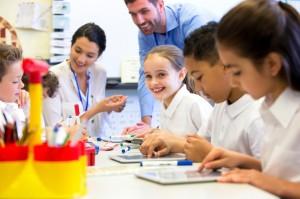 teaching happy children   iStock_000070025447_Small