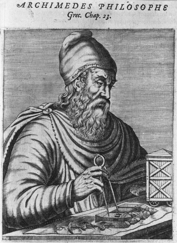 ancient engineers  archimedes