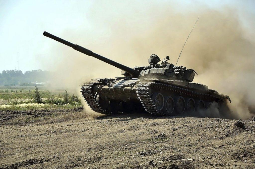 Springs in army enhancements