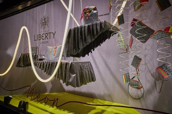 European Springs - Liberty London Display