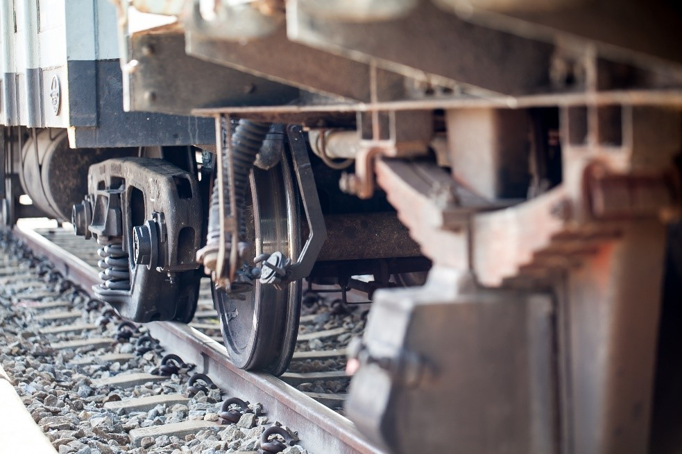 The Rail Industry: Springs in Trains | European Springs