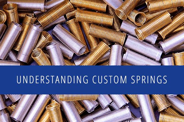 Understanding Custom Springs