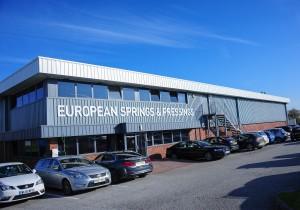 European Springs & Pressings Cornwall