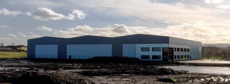 New European Springs & Pressings Warehouse Huddersfield