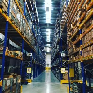 European Springs & Pressings Warehouse Huddersfield