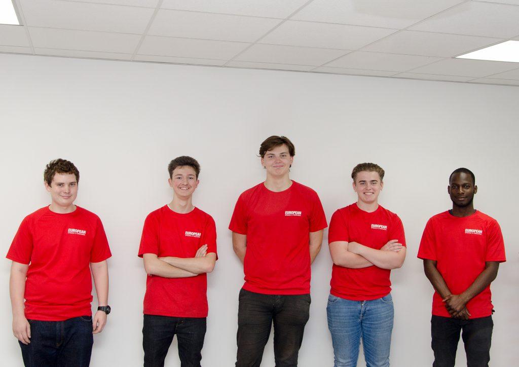 Apprentices 2018