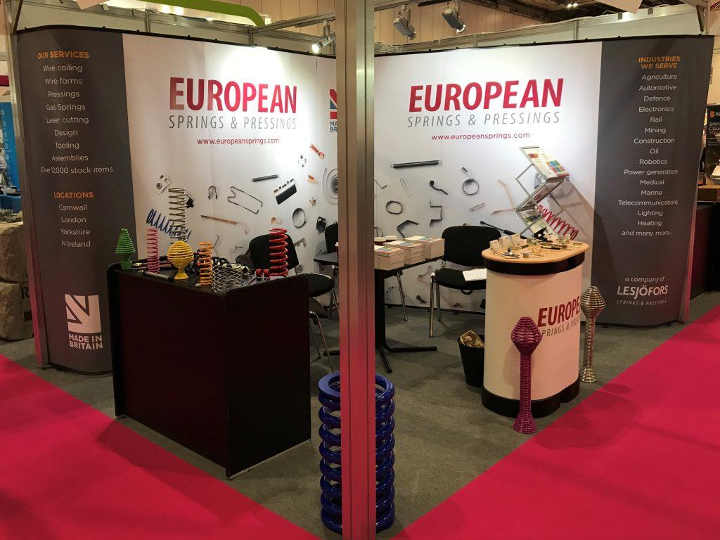 European Springs Exhibition