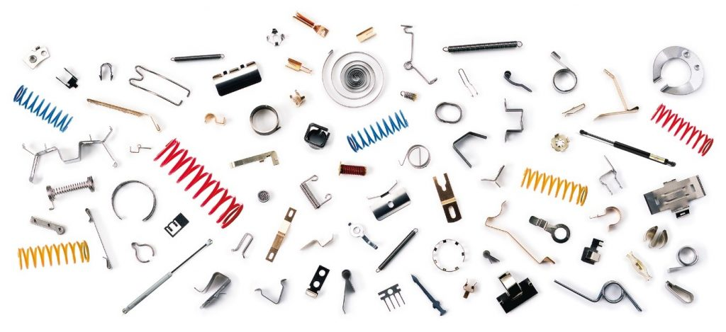 an eclectic range of springs