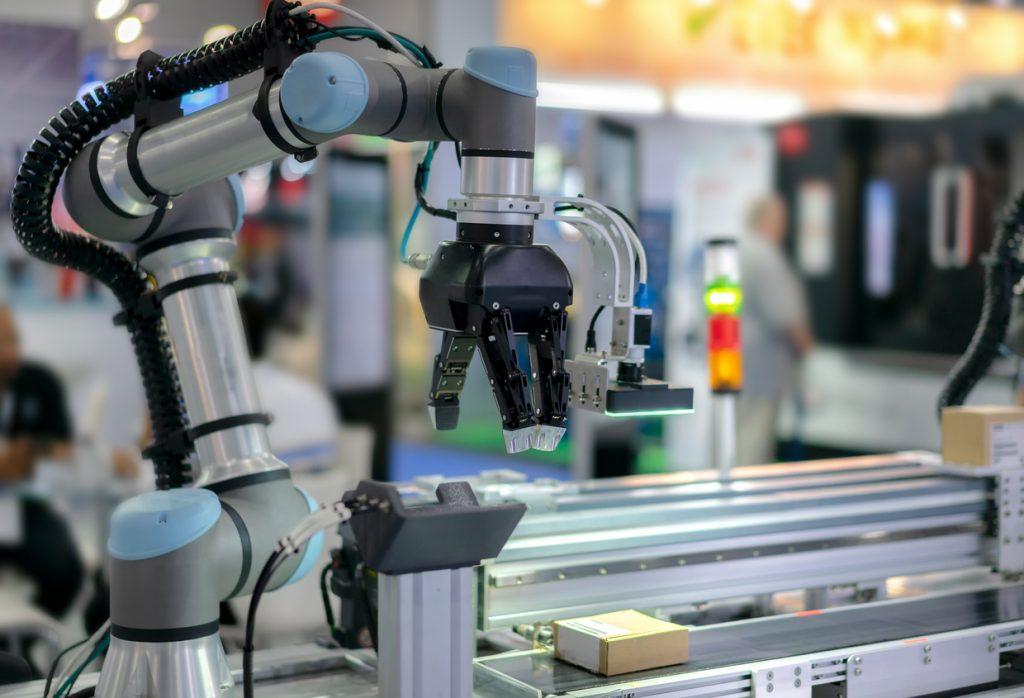 Manufacture robot
