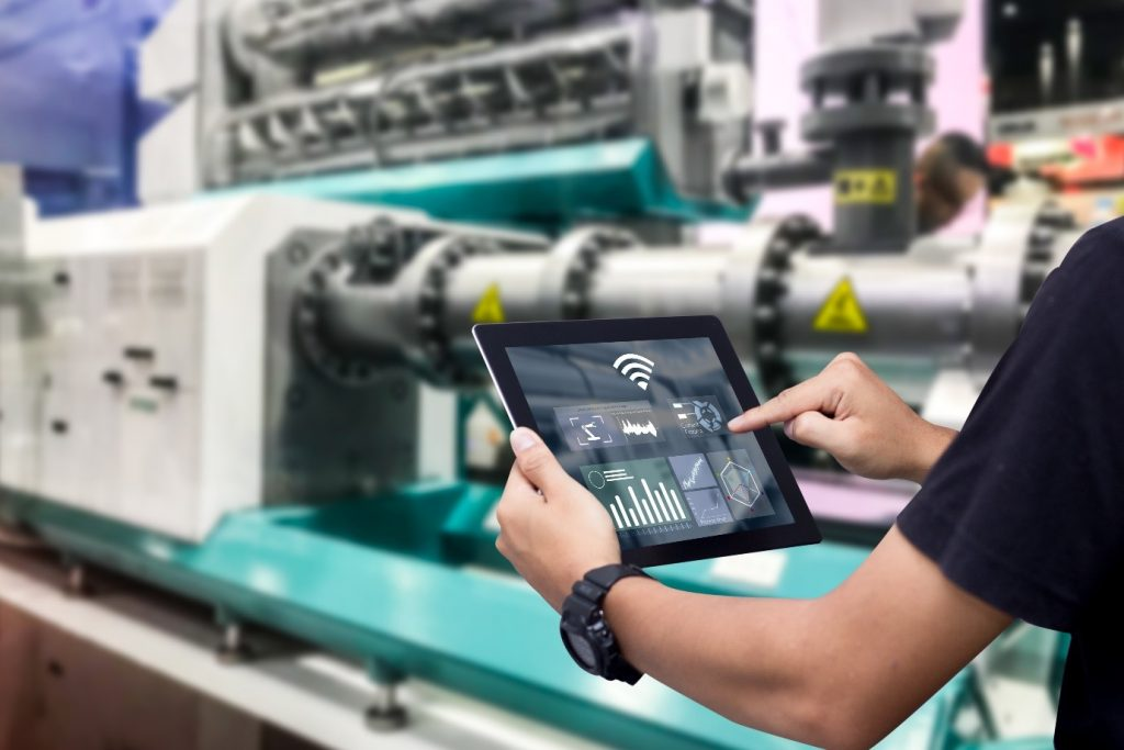 Manufacturing Expert On iPad