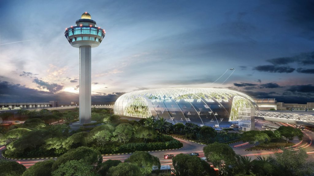 Jewel Changi Airport Devt (c) Vexcolt