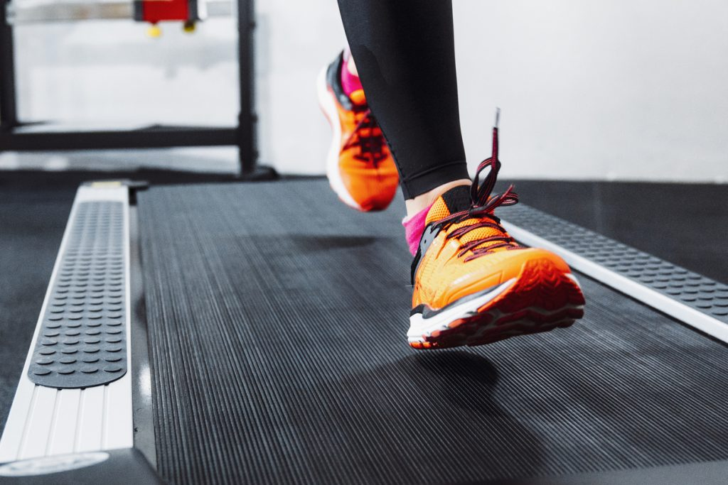 Shock Absorption Treadmills